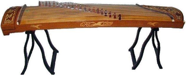 Instruments à Cordes Chinois